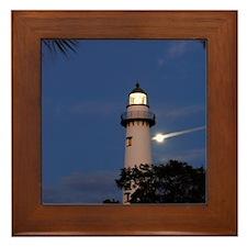 lighthousemoon Framed Tile