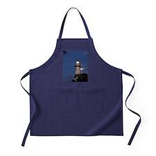 lighthousemoon Apron (dark)