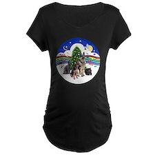 R-Xmas Music 1 - 2G-Sheps-2 T-Shirt