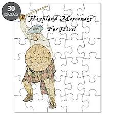 highland-mercenary001b1 Puzzle