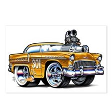 MM55chevGASfloat Postcards (Package of 8)