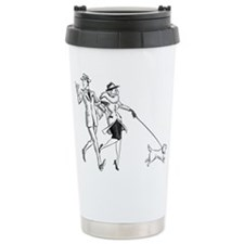 Nick Nora Dark Travel Mug