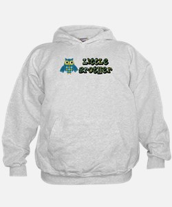 Little Brother Owl Hoodie