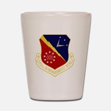379th Bomb Wing Shot Glass