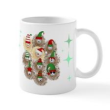 Hedgehog Holiday Mug