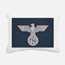 tsa-eagle-CRD Rectangular Canvas Pillow