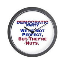 Democrats: We're Not Perfect, But They're Nuts Wal