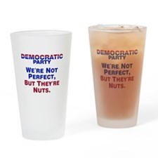Democrats: We're Not Perfect, But They're Nuts Dri