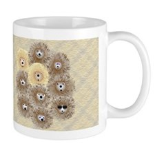 Hedgehog Party Mug