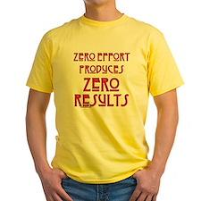 Zero Effort - Red T