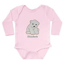 Baby Polar Bear Body Suit