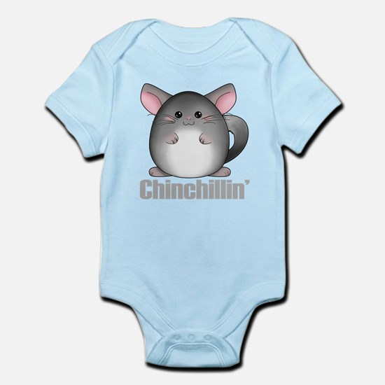 chinchillin2 Body Suit