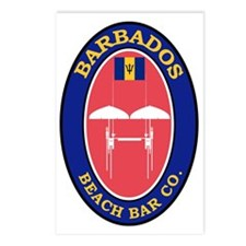 BARBADOS Postcards (Package of 8)