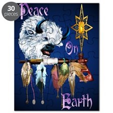 Peace On Earth PosterP Puzzle