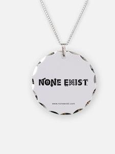 button-none-exist-classic Necklace