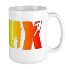 CRUXrainbowtranspbg Mug
