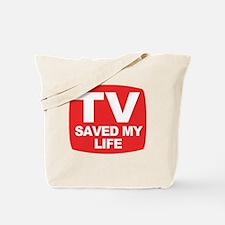 savedmylife Tote Bag