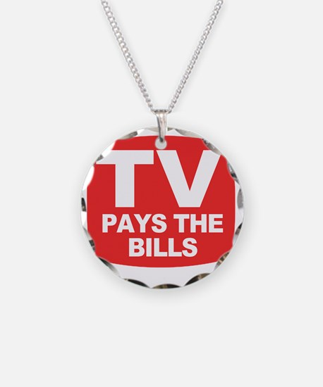paysthebills Necklace Circle Charm