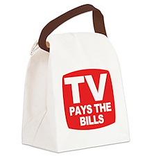 paysthebills Canvas Lunch Bag
