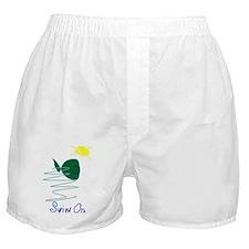 Swim On Boxer Shorts