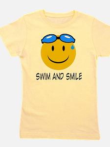 swim Girl's Tee