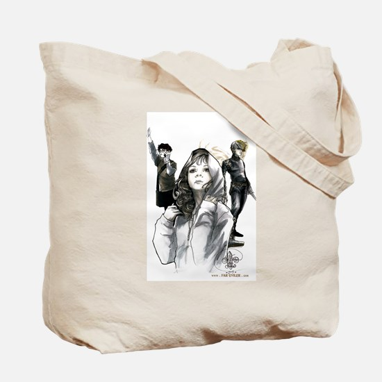 TMI:Shadowhunter(S) - Tote Bag