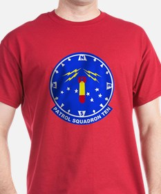 VP 10 Red Lancers T-Shirt