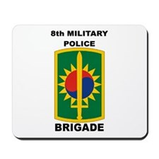 8th Military Police Brigade Mousepad
