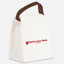 Cute Telefunken radio station logo Canvas Lunch Bag
