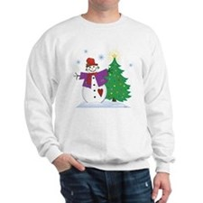 Country Snowman Sweatshirt