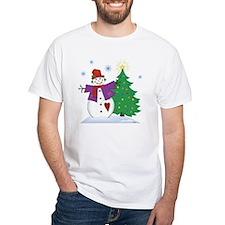 Country Snowman Shirt