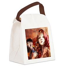 TMI:Shadowhunter(S) - Canvas Lunch Bag