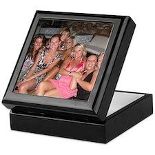 evas secret santa Keepsake Box