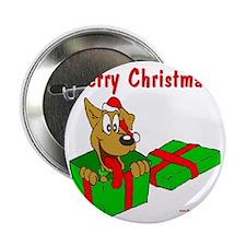 """merry_christmas_10a 2.25"""" Button"""