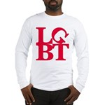 LGBT Red Pop Long Sleeve T-Shirt