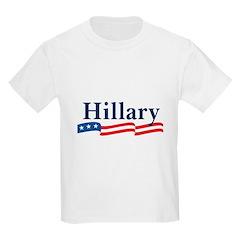 HILLARY 2008 Kids T-Shirt