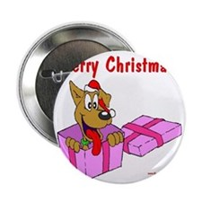 "merry_christmas_10 2.25"" Button"