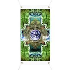 Earth-Ascension-Peace-Mandala Banner
