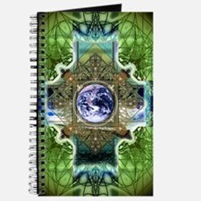 Earth-Ascension-Peace-Mandala Journal