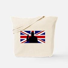 Winston Churchill Victory Tote Bag