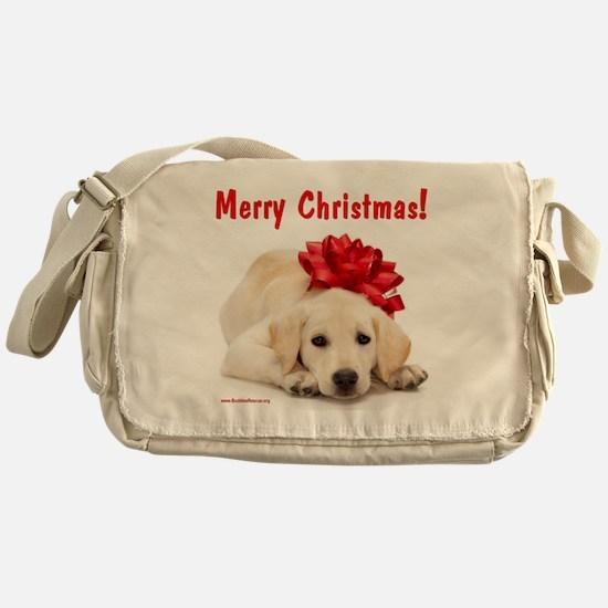 merry_christmas_3 Messenger Bag