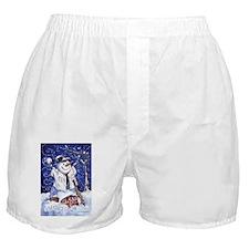 SanFran_cardFront192_V_F copy Boxer Shorts