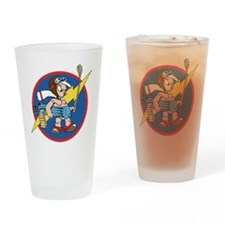 Front 1 Drinking Glass