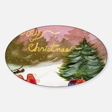 Christmas Card-Cover-CafePress Vers Decal