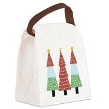 trees Canvas Lunch Bag