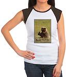 B..air guitar Women's Cap Sleeve T-Shirt