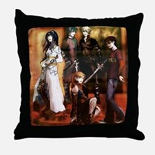 TMI:Shadowhunter(S) - Throw Pillow