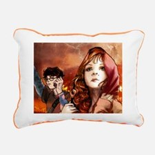 TMI:Shadowhunter(S) - Rectangular Canvas Pillow