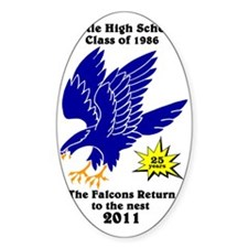 BHS1986-25yrs Decal