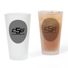 c5g logo 2 infini gg Drinking Glass